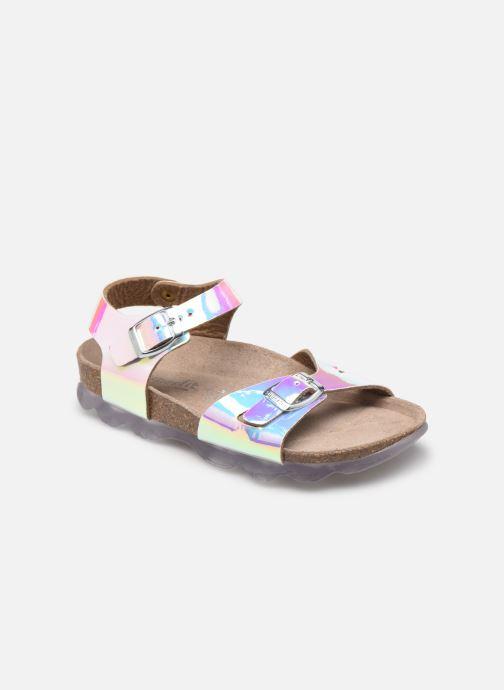 Sandali e scarpe aperte Bambino Fussbettpantoffel 3