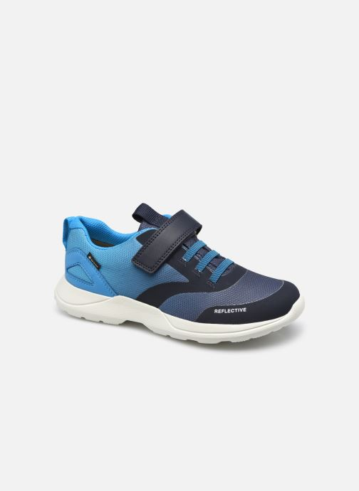 Sneaker Superfit Rush blau detaillierte ansicht/modell