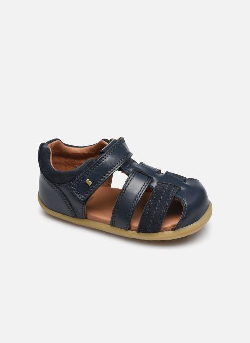 Sandales et nu-pieds Bobux Roam Bleu vue détail/paire