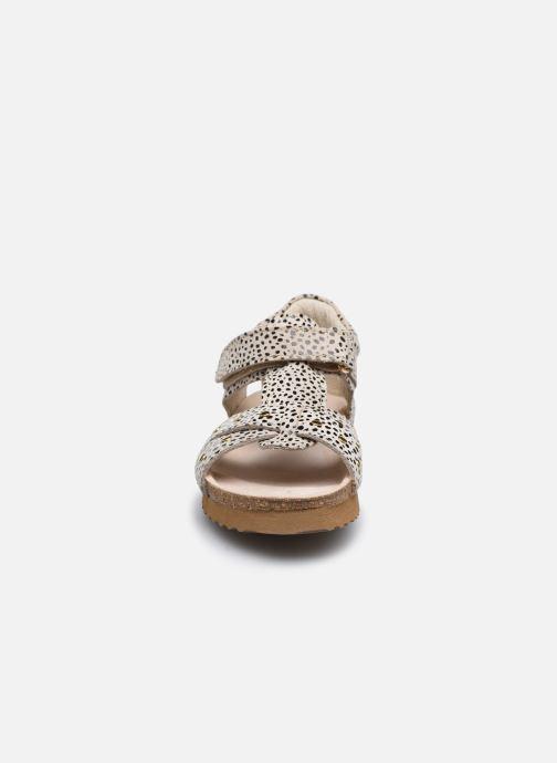 Sandales et nu-pieds Shoesme Bio Sandal BI21S075 Beige vue portées chaussures