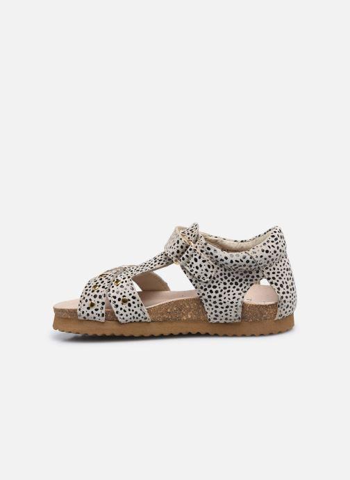 Sandales et nu-pieds Shoesme Bio Sandal BI21S075 Beige vue face