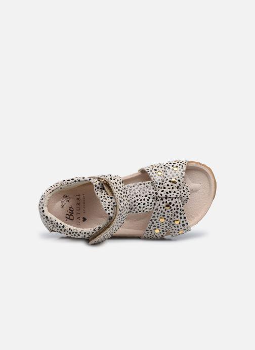 Sandales et nu-pieds Shoesme Bio Sandal BI21S075 Beige vue gauche