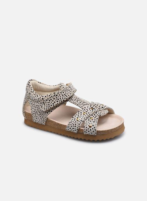 Sandales et nu-pieds Shoesme Bio Sandal BI21S075 Beige vue détail/paire