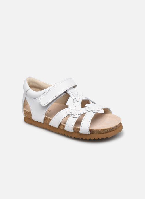 Sandalen Shoesme Bio Sandal BI21S095 Wit detail