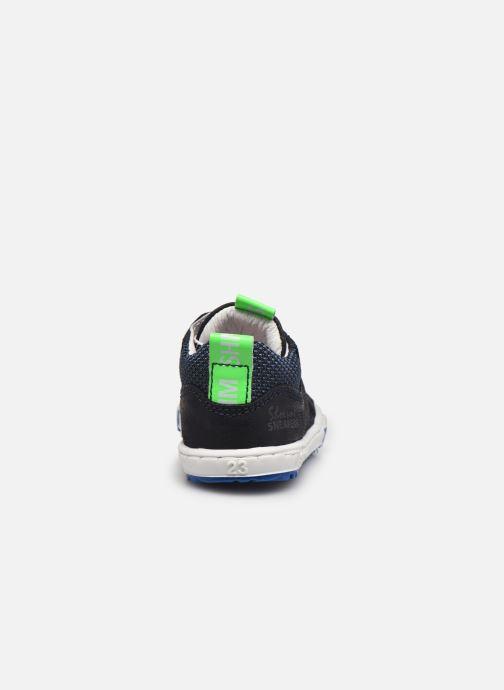 Sneakers Shoesme Baby Flex EF21S012 Azzurro immagine destra