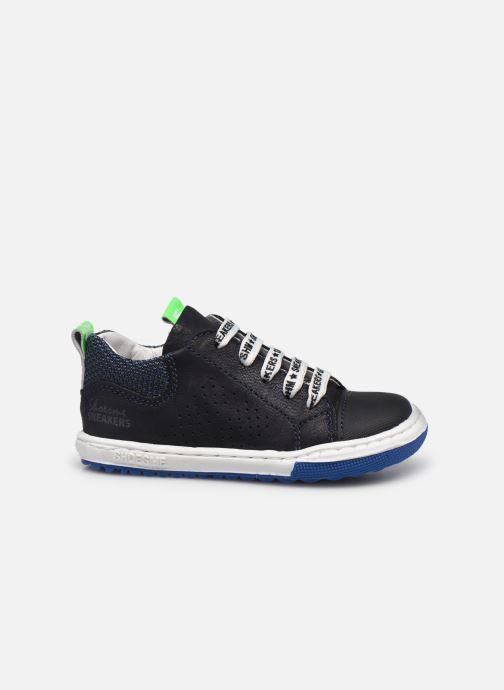 Sneakers Shoesme Baby Flex EF21S012 Azzurro immagine posteriore