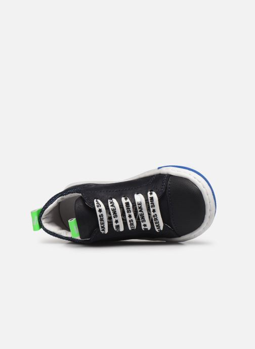 Sneakers Shoesme Baby Flex EF21S012 Azzurro immagine sinistra