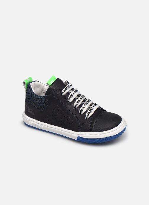 Sneakers Shoesme Baby Flex EF21S012 Azzurro vedi dettaglio/paio