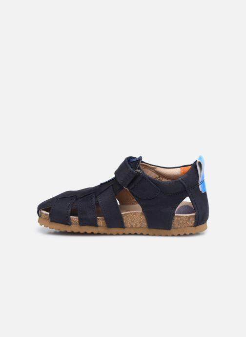 Sandalen Shoesme Bio Sandal BI21S091 blau ansicht von vorne