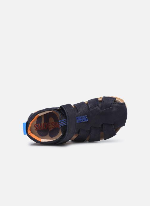 Sandalen Shoesme Bio Sandal BI21S091 blau ansicht von links