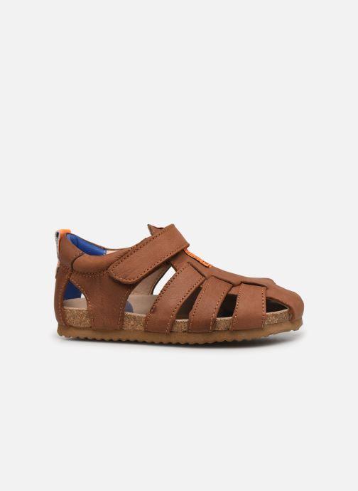 Sandali e scarpe aperte Shoesme Bio Sandal BI21S091 Marrone immagine posteriore