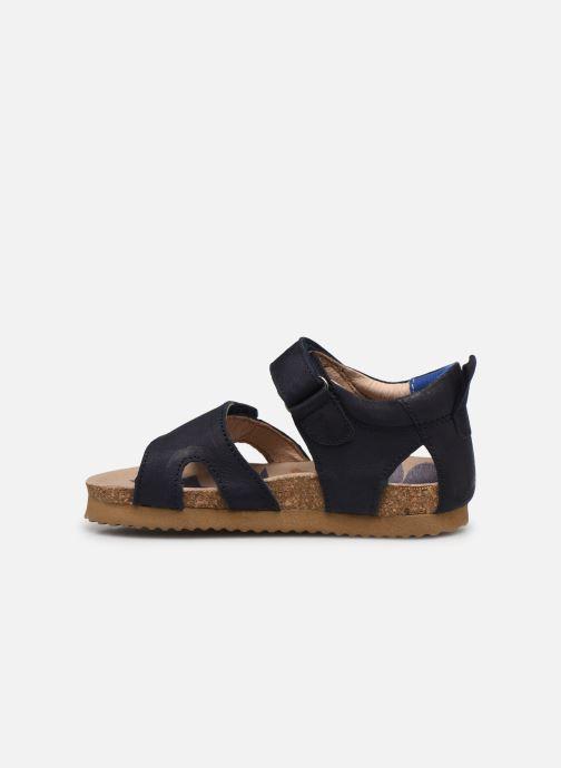 Sandali e scarpe aperte Shoesme Bio Sandal BI21S096 Azzurro immagine frontale