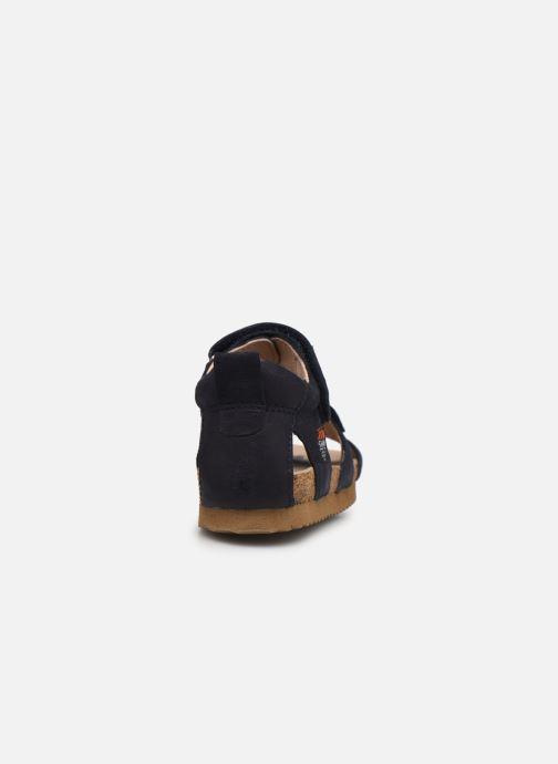 Sandali e scarpe aperte Shoesme Bio Sandal BI21S096 Azzurro immagine destra