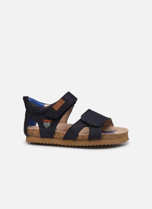 Sandali e scarpe aperte Shoesme Bio Sandal BI21S096 Azzurro immagine posteriore