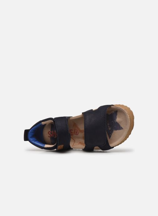Sandali e scarpe aperte Shoesme Bio Sandal BI21S096 Azzurro immagine sinistra