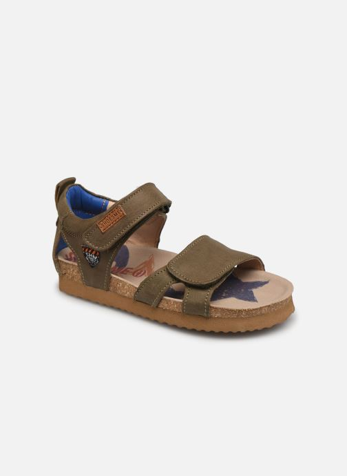 Sandalen Shoesme Bio Sandal BI21S096 grün detaillierte ansicht/modell