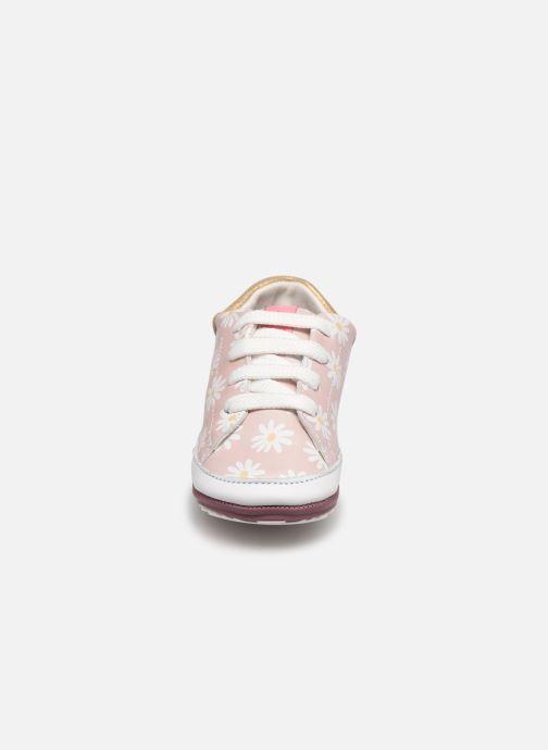 Sneakers Shoesme BP Smart BP21S058 Rosa modello indossato