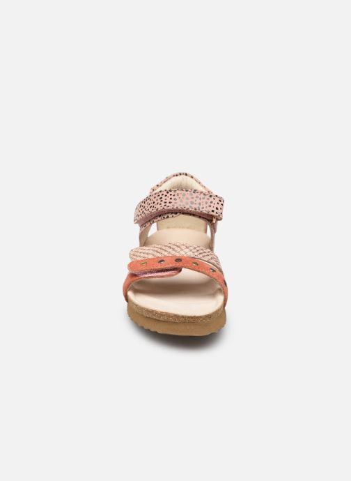 Sandales et nu-pieds Shoesme Bio Sandal BI21S076 Blanc vue portées chaussures