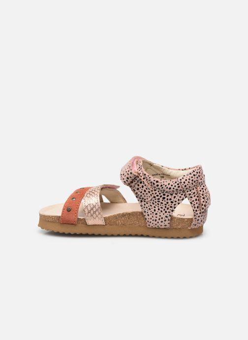 Sandales et nu-pieds Shoesme Bio Sandal BI21S076 Blanc vue face