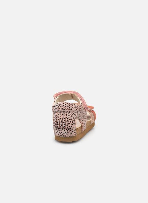 Sandales et nu-pieds Shoesme Bio Sandal BI21S076 Blanc vue droite