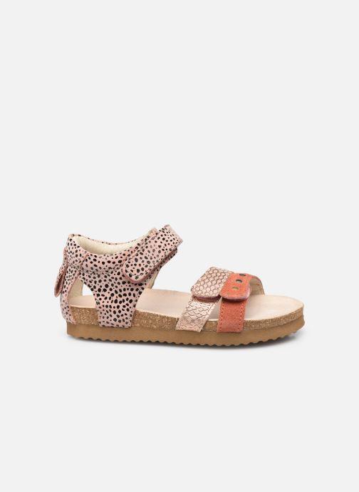 Sandales et nu-pieds Shoesme Bio Sandal BI21S076 Blanc vue derrière