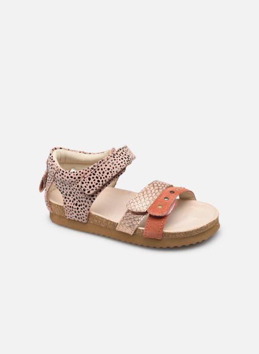 Sandales et nu-pieds Shoesme Bio Sandal BI21S076 Blanc vue détail/paire