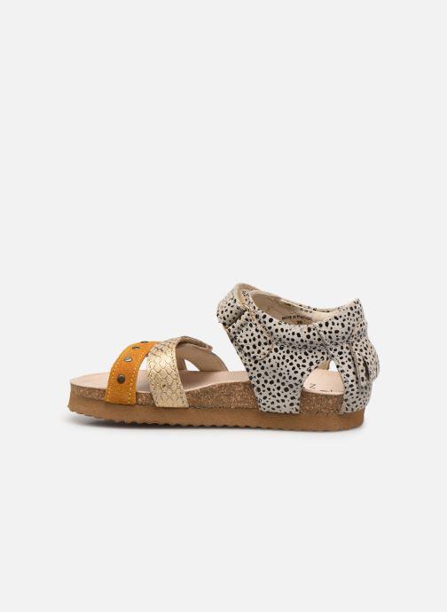 Sandali e scarpe aperte Shoesme Bio Sandal BI21S076 Giallo immagine frontale
