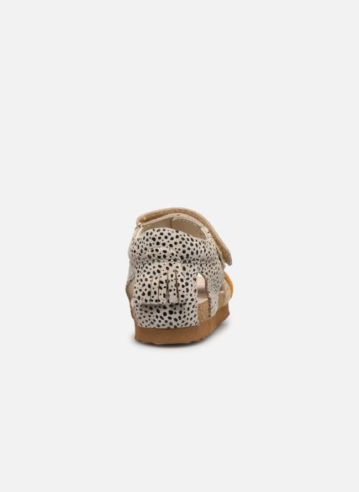 Sandali e scarpe aperte Shoesme Bio Sandal BI21S076 Giallo immagine destra