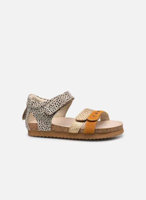 Sandali e scarpe aperte Shoesme Bio Sandal BI21S076 Giallo immagine posteriore