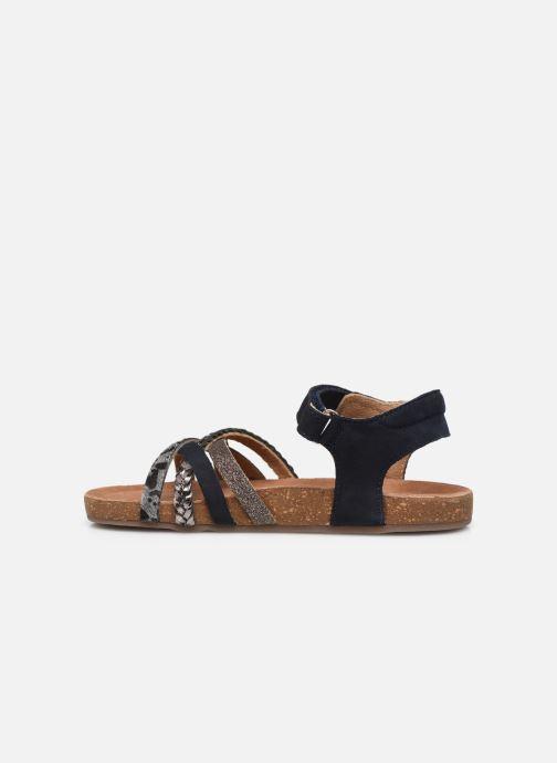 Sandalen Shoesme sandals IC21S005 blau ansicht von vorne