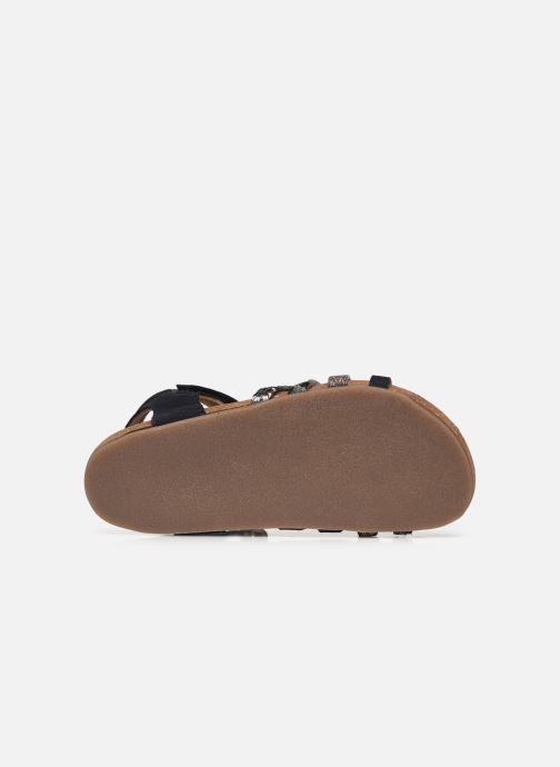 Sandalen Shoesme sandals IC21S005 blau ansicht von oben
