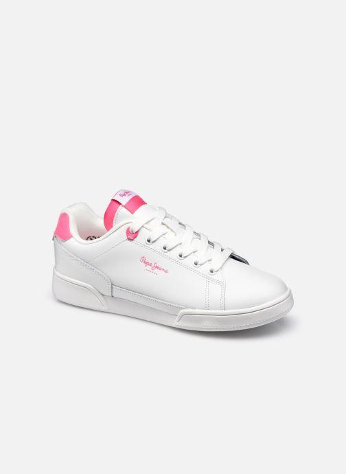 Sneaker Pepe jeans LAMBERT BRIGHT GIRLS weiß detaillierte ansicht/modell