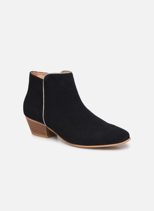 Boots en enkellaarsjes Georgia Rose Cama Blauw detail