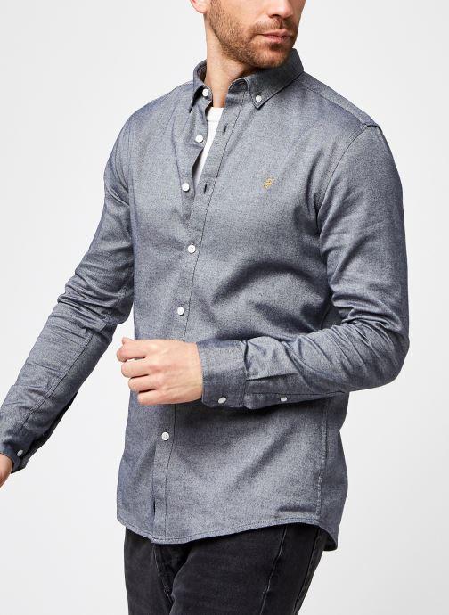 Vêtements Accessoires Hurst Twill Slim Ls B