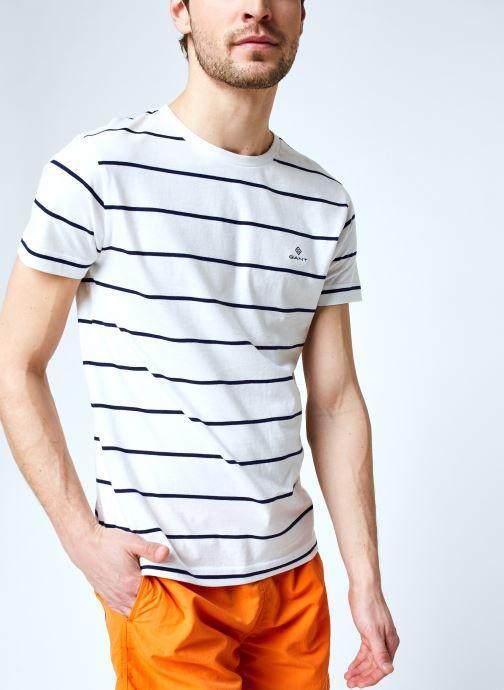 Vêtements Accessoires Breton Stripe Ss T Shirt