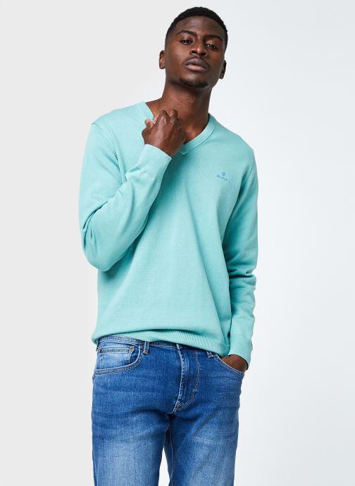 Vêtements Accessoires Classic Cotton V Neck