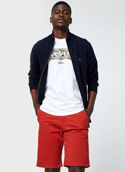 Vêtements Accessoires Classic Cotton Zip Cardigan