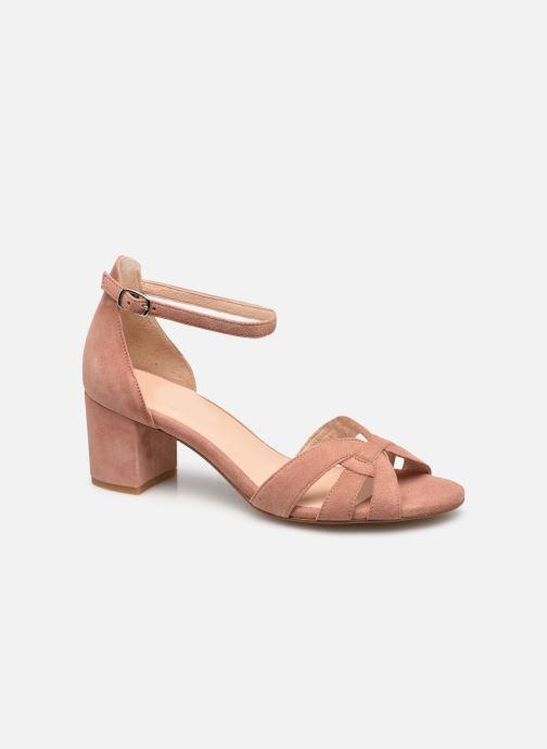 Sandalen Georgia Rose Lucyle rosa detaillierte ansicht/modell