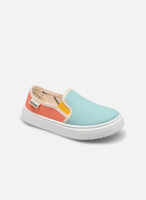 Baskets - Juegos Slip On Lona Mult
