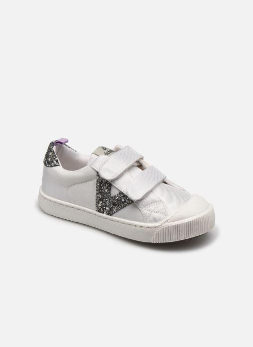 Sneaker Kinder Huellas Tiras Vegana/Glitter