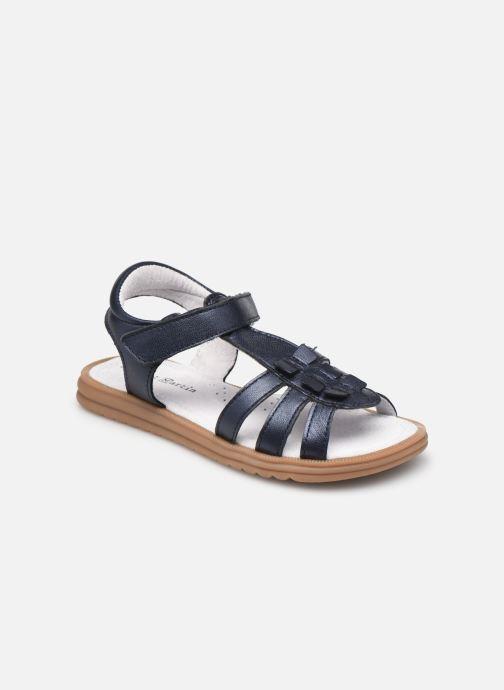 Sandales et nu-pieds Rose et Martin JAMILA LEATHER Bleu vue détail/paire
