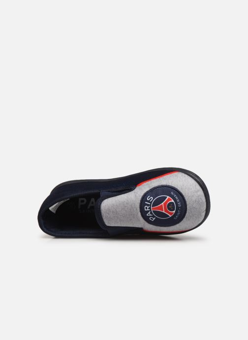 Pantofole PSG Psg Craig C Azzurro immagine sinistra
