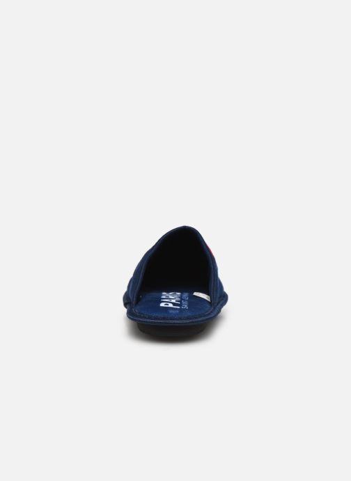 Pantoffels PSG Psg Dohan C Blauw rechts