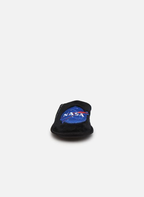 Hausschuhe Nasa NA ANDY C schwarz schuhe getragen