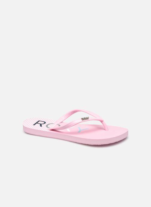 Zehensandalen Roxy RG Viva Stamp II rosa detaillierte ansicht/modell
