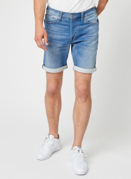 Vêtements Jack & Jones Jjirick Jjicon Shorts Ge 003 Bleu vue détail/paire