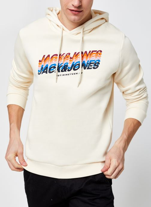 Kleding Accessoires Sweatshirt hoodie - Jortylers Sweat Hood Sts