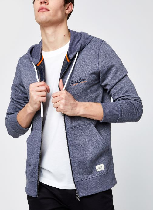 Ropa Accesorios Sweatshirt hoodie - Jortons Sweat Zip Hood Sts