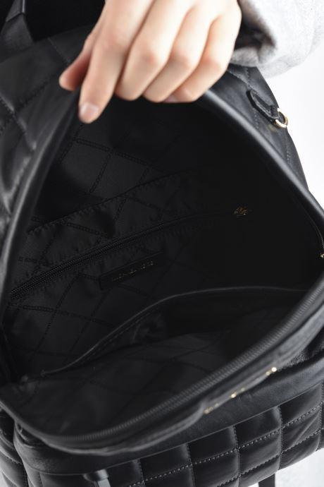 Zaini Michael Michael Kors SLATER MD BACKPACK Nero immagine posteriore