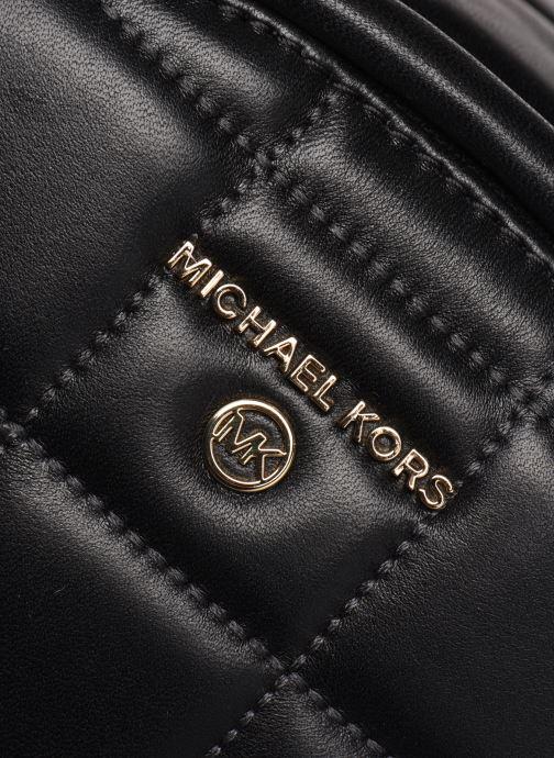 Zaini Michael Michael Kors SLATER MD BACKPACK Nero immagine sinistra